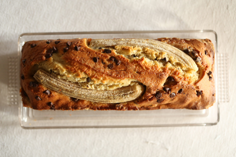 recette de cake à la banane