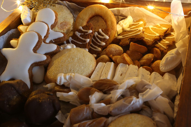 boîte à biscuit pour noël