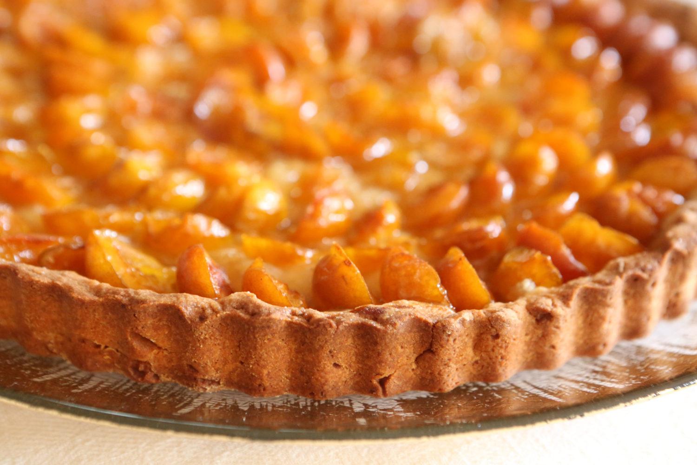 recette facile de tarte aux fruits