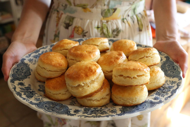 recette de scones anglais