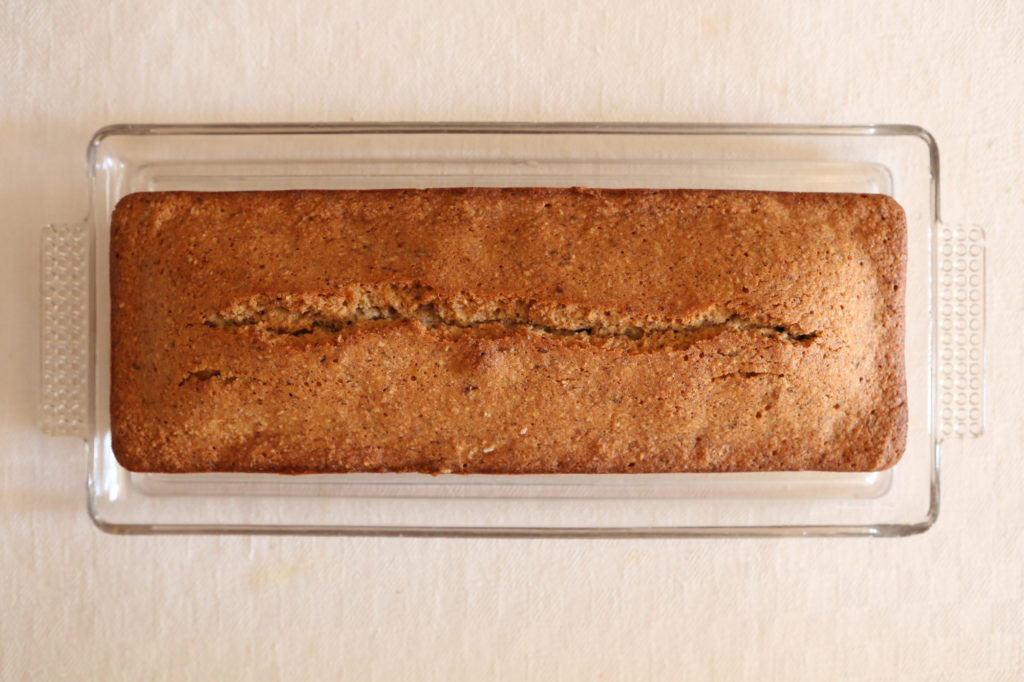 recette de cake à la vanille