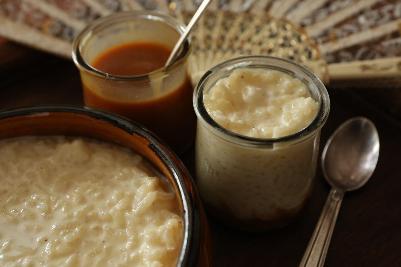 riz au lait très crémeux