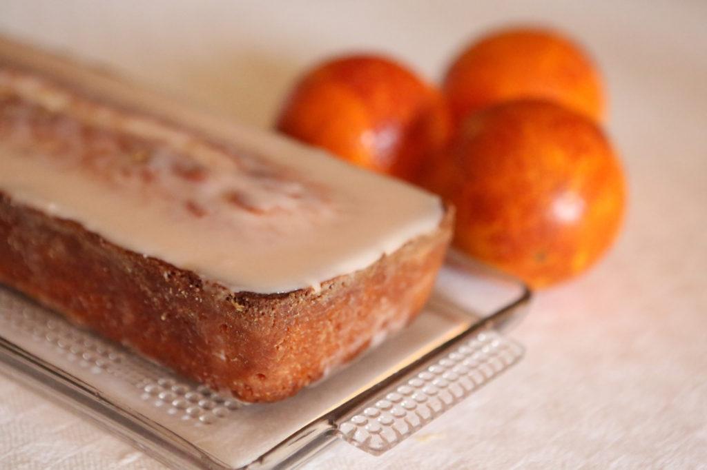 orange sanguine recette