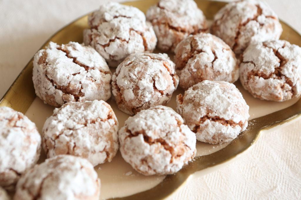 crinkles aux biscuits de reims