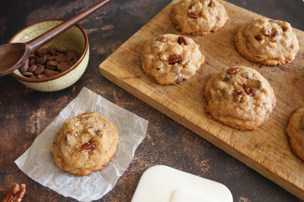 les meilleurs cookies au chocolat